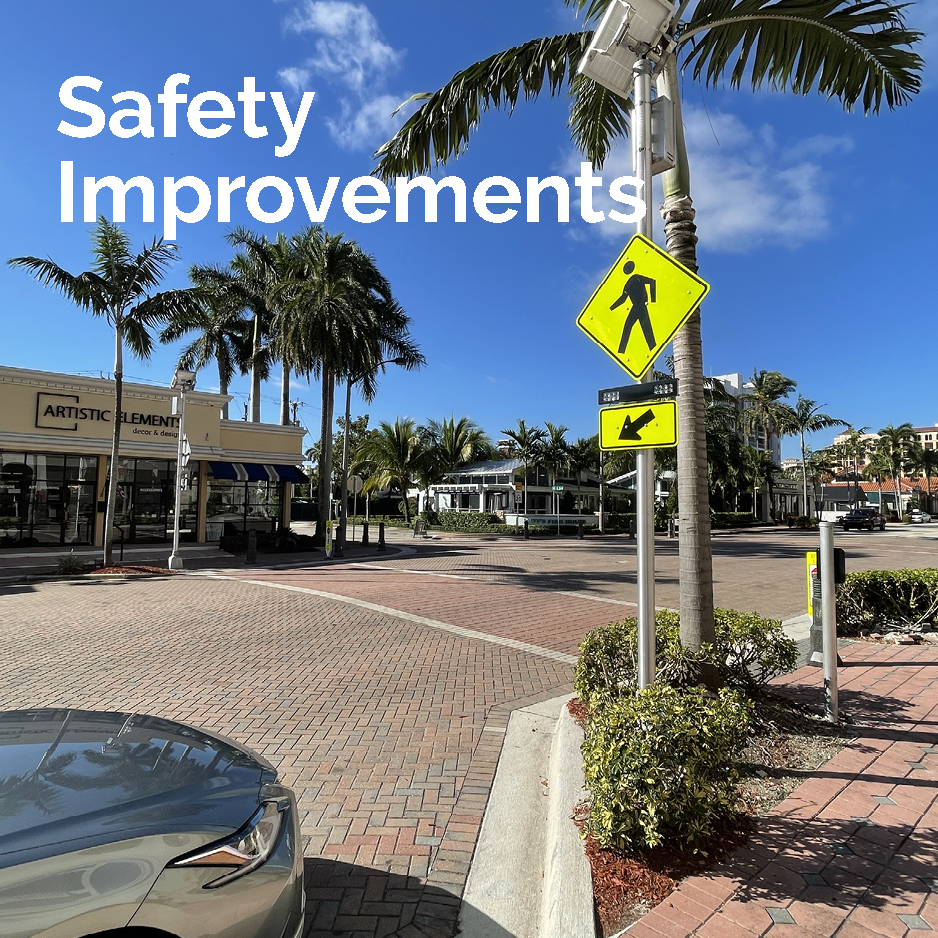 Safety Improvements 2-24